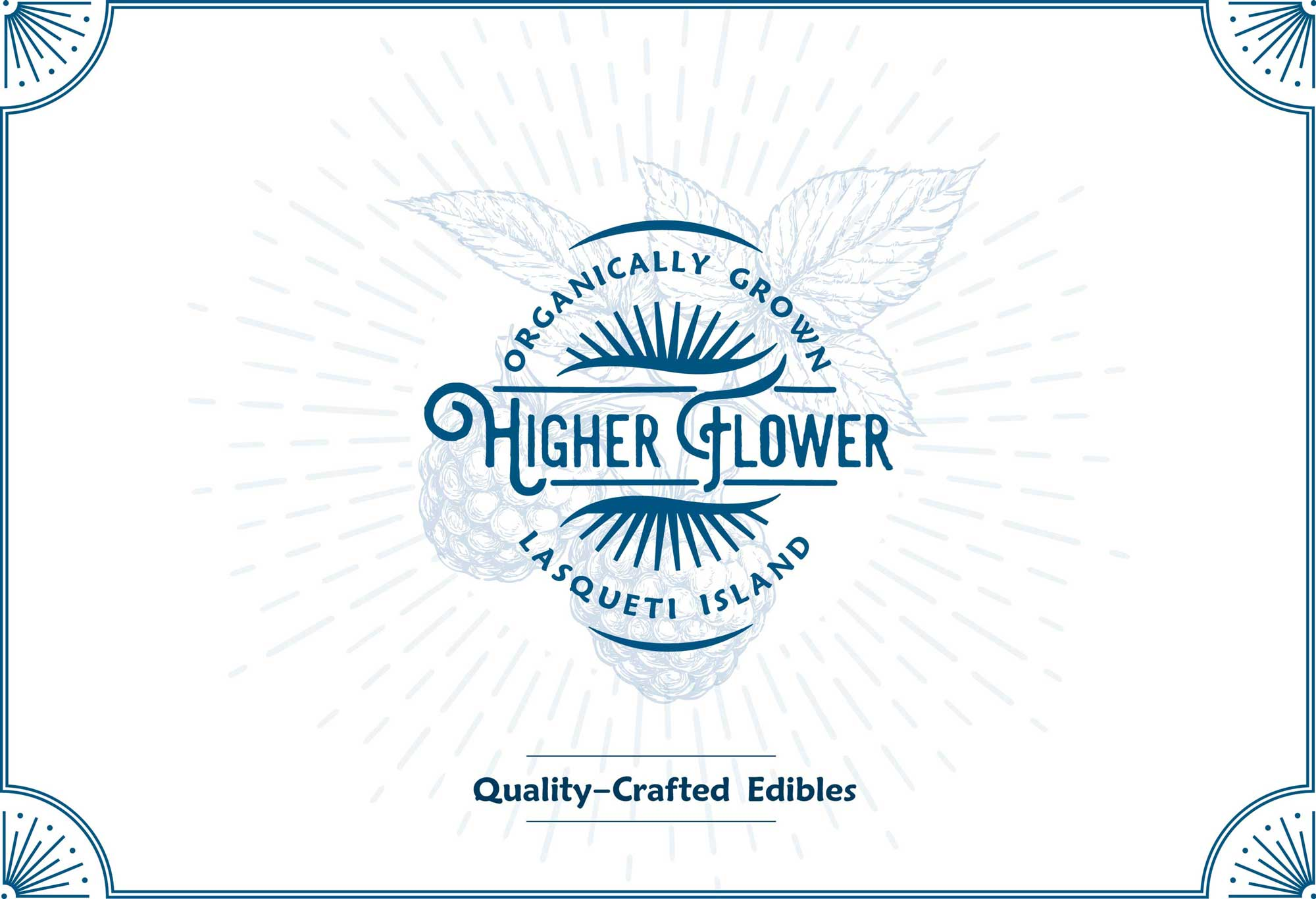 Higher Flower Quality Crafted Cannabis Edibles